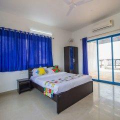 Отель OYO 11899 Home Greek Style 4BHK Penthouse Bambolim Гоа комната для гостей фото 2