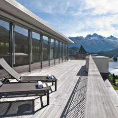Schweizerhof Swiss Quality Hotel фитнесс-зал