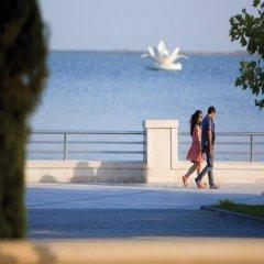 Отель Four Seasons Hotel Baku Азербайджан, Баку - 5 отзывов об отеле, цены и фото номеров - забронировать отель Four Seasons Hotel Baku онлайн пляж