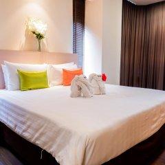 Отель Park Village Serviced Suites Бангкок комната для гостей фото 4