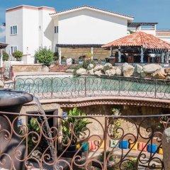 Отель Spacious Villa + Pool + Gym Кабо-Сан-Лукас спортивное сооружение