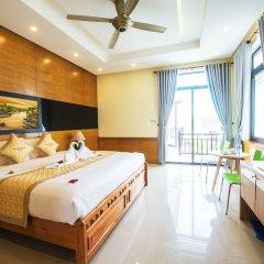 Отель Bien Dao Homestay Hoi An комната для гостей фото 2