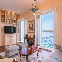 Отель Luxury Seaview Suite Греция, Корфу - отзывы, цены и фото номеров - забронировать отель Luxury Seaview Suite онлайн комната для гостей фото 3
