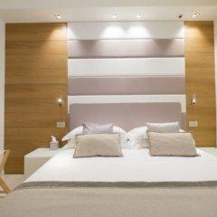 Отель Metropol Ceccarini Suite Риччоне комната для гостей фото 4