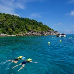 Отель Lanta Riviera Villa Resort Ланта пляж