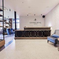 Отель Craft Beer Central Гданьск интерьер отеля