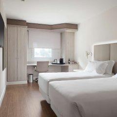 Отель NH Madrid Barajas Airport комната для гостей фото 2