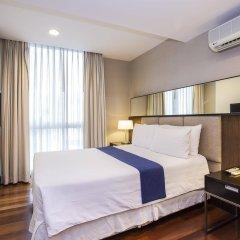 Отель The Narathiwas Hotel & Residence Sathorn Bangkok Таиланд, Бангкок - отзывы, цены и фото номеров - забронировать отель The Narathiwas Hotel & Residence Sathorn Bangkok онлайн комната для гостей фото 2