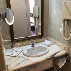 Отель Grand View Hotel Иордания, Вади-Муса - отзывы, цены и фото номеров - забронировать отель Grand View Hotel онлайн ванная