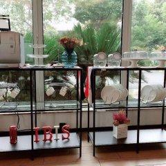 Отель ibis Suzhou Sip Китай, Сучжоу - отзывы, цены и фото номеров - забронировать отель ibis Suzhou Sip онлайн фитнесс-зал