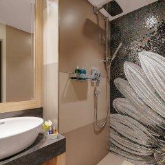 Boutique Hotel Wellenberg Цюрих ванная