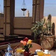 Отель Riad & Spa Bahia Salam Марокко, Марракеш - отзывы, цены и фото номеров - забронировать отель Riad & Spa Bahia Salam онлайн питание фото 3