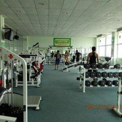 Отель Phranakhon Grand View Бангкок фитнесс-зал