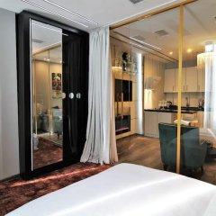 Апартаменты Luxury Apartments Тбилиси комната для гостей