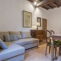 Отель Montecitorio & Pantheon Stylish Flat комната для гостей фото 5