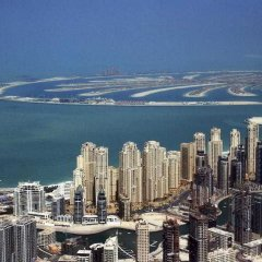Отель Four Points by Sheraton Sheikh Zayed Road, Dubai пляж фото 2