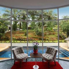 Отель Villa Nap Dau 8 Bedrooms бассейн