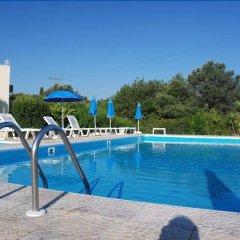 Отель Angelos Studios Греция, Кос - отзывы, цены и фото номеров - забронировать отель Angelos Studios онлайн бассейн фото 3