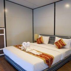 Отель Happy Mountain Airport Resort Таиланд, Такуа-Тунг - отзывы, цены и фото номеров - забронировать отель Happy Mountain Airport Resort онлайн комната для гостей фото 2