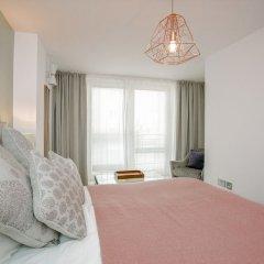 Отель Modern 2 Bedroom Flat In Greenwich комната для гостей фото 3