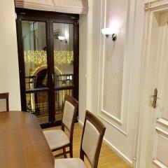 Апартаменты Apartment Lesi Ukrainki 29 балкон