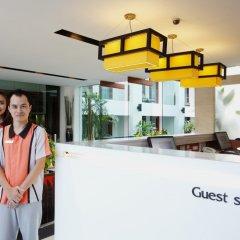 Отель La Flora Resort Patong интерьер отеля фото 3
