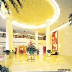 Windsor Park Hotel Kunshan интерьер отеля фото 3
