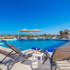 Отель Aqua Vista Resort & Spa Египет, Хургада - 1 отзыв об отеле, цены и фото номеров - забронировать отель Aqua Vista Resort & Spa онлайн бассейн фото 3
