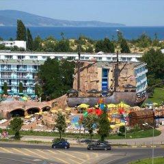 Отель Kotva Болгария, Солнечный берег - отзывы, цены и фото номеров - забронировать отель Kotva онлайн пляж