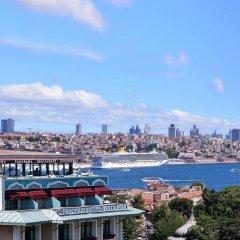 The And Hotel Istanbul - Special Class Турция, Стамбул - 6 отзывов об отеле, цены и фото номеров - забронировать отель The And Hotel Istanbul - Special Class онлайн балкон