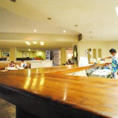 Отель Fontan Ixtapa Beach Resort интерьер отеля фото 3
