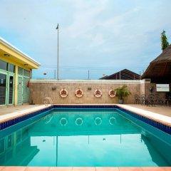 Отель Swiss International Mabisel-Port Harcourt бассейн фото 2