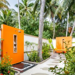 Отель Angsana Velavaru Мальдивы, Южный Ниланде Атолл - отзывы, цены и фото номеров - забронировать отель Angsana Velavaru онлайн Южный Ниланде Атолл  фото 7
