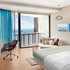 Отель Hilton Pattaya 5* Номер Делюкс с различными типами кроватей фото 2