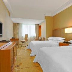 Sheraton Chengdu Lido Hotel комната для гостей