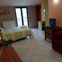 Отель Fontanarosa Residence Италия, Фонтанароза - отзывы, цены и фото номеров - забронировать отель Fontanarosa Residence онлайн комната для гостей фото 4