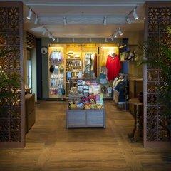 Отель Luigans Spa And Resort Фукуока банкомат
