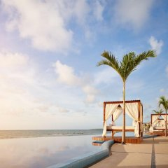 Отель Senses Riviera Maya by Artisan -Gourmet All Inclusive - Adults Only пляж фото 2