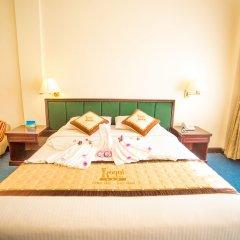 Отель Royal Hotel Вьетнам, Вунгтау - отзывы, цены и фото номеров - забронировать отель Royal Hotel онлайн комната для гостей фото 2