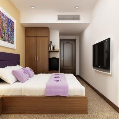 TTC Hotel Deluxe Saigon сейф в номере