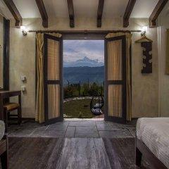 Отель Raniban Retreat Непал, Покхара - отзывы, цены и фото номеров - забронировать отель Raniban Retreat онлайн комната для гостей фото 2