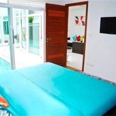Отель Skylight 2 bedrooms New Villa in Kamala детские мероприятия фото 2