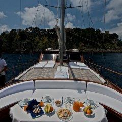 Отель Plaghia Charter Boat & Breakfast Италия, Кастелламмаре-ди-Стабия - отзывы, цены и фото номеров - забронировать отель Plaghia Charter Boat & Breakfast онлайн приотельная территория
