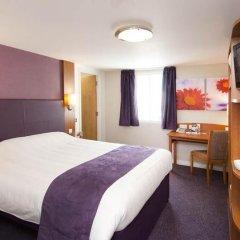 Отель Premier Inn Glasgow (Cambuslang/M74, J2A) Великобритания, Глазго - отзывы, цены и фото номеров - забронировать отель Premier Inn Glasgow (Cambuslang/M74, J2A) онлайн комната для гостей фото 4
