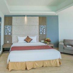 Отель Golden Peak Resort & Spa Камрань комната для гостей фото 3