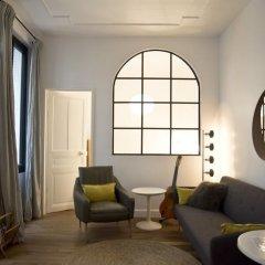 Отель Guest Trotter Guénégaud Франция, Париж - отзывы, цены и фото номеров - забронировать отель Guest Trotter Guénégaud онлайн комната для гостей фото 3
