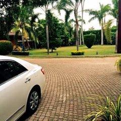 Отель Lespri Grand парковка