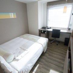 Отель Via Inn Higashi Ginza комната для гостей фото 2