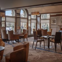 Hilton Glasgow Grosvenor Hotel гостиничный бар