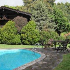 Отель Quinta Das Eiras Машику бассейн фото 2